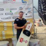 Za nami drugi przystanek Pucharu Polski w kitesurfingu