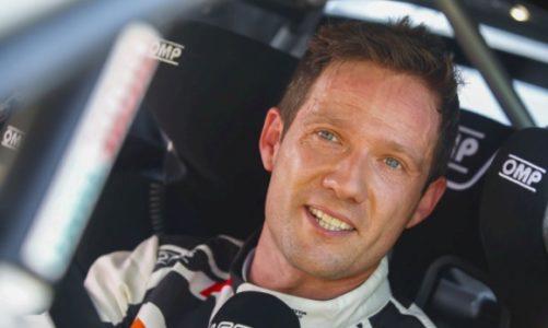 Sebastien Ogier o rok dłużej w Toyota Gazoo Racing WRT
